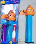 Nemo from Disney Best of Pixar Pez Series MIB