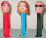 OCC Paul Jr, Paul Sr and Mikey Loose Pez Mint