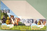 Over the Hedge Pez Counter Display 12 count Box