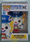 Pop! Ad Icon - PEZ - Peter Pez (Blue Hat)