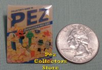 2003 Collectors Guide to Pez 2nd Edition Lapel Pin