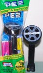 PezHeads the Movie Pez Dispenser MIB