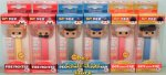 Funko Exclusive Pez Pal Set of 6 with CHASE POP!+PEZ Bundle