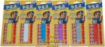 Pez Remake Regulars Set of 6 Exclusive Pez Visitor Center Cards