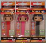 Scott Pilgrim, Ramona, Knives Ltd. Ed. Funko POP!+PEZ Bundle