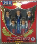 Boxed Set USA Presidential Pez Series Volume 6 - 1909 to 1933