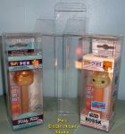 5 x Funko POP!+PEZ Crystal Clear Protector Boxes