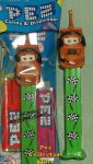 World of Cars Race Flag Mater Pez MIB