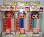 Wreck It Ralph, Vanelope & Fix it Felix POP!+PEZ Bundle