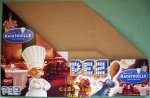 Ratatouille Pez Counter Display 12 count Box