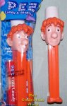 Ratatouille Linguini the former Garbage Boy Pez MIB
