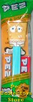 Retired Embarrassed SpongeBob in Undies Pez MIB!
