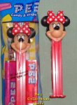 Rock the Dots Minnie Mouse Pez MIB