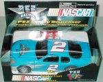 Rusty Wallace Pull n Go Action Nascar Racing Car Pez