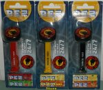 Switzerland SC Bern Hockey Pez Set of 3 MOC