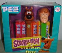 Scooby Doo and Shaggy Pez Twin Pack Boxed Set