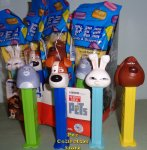 Secret Life of Pets Set 4 Pez Duke, Chloe, Max and Snowball MIB