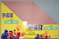 Sesame Street Pez Counter Display 12 count Box