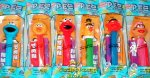 Sesame Street Complete Set of 6 Pez MIB!