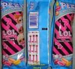 Set of 3 Different LOL Surprise 2 Mystery Dolls Pez Blue Polybag