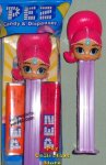 Shimmer the Pink Hair Genie Pez MIB