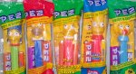 The Simpsons Family Pez set of 5 MIB