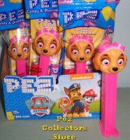 10 count Paw Patrol Skye Pez MIB Party Favor Pack