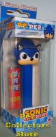 Sonic the Hedgehog Funko POP!+PEZ