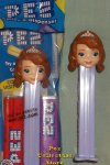 Disney Junior Sofia the First pez Disney Junior Princess mib