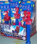 Amazing Spiderman Pez Superhero 10 ct Party Favor Pack MIB