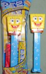 Bubbles SpongeBob Pez MIB