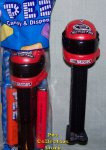 Sprint Cup Series All Star Race NASCAR Driver Helmet Pez MIB