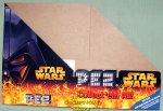 Star Wars Pez Counter Display 12 count Box