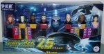 2012 Star Trek The Next Generation Pez Limited Edition Set