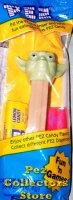 Yoda Star Wars Series I Pez 1997 MIB