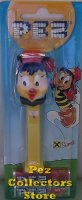 Sumsi Bee World Savings Day Promotional Pez MOC