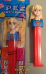 Supergirl DC Super Hero Girls Pez MIB