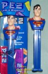 Original Superman DC Justice League Superhero Pez MIB