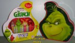 The Grinch Pez Gift Tin