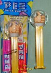 Crystal Thumbs Up Emoji Pez MIB
