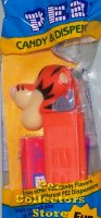 Tigger Pez With Grey Collar from Winnie the Pooh MIB