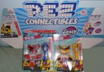 Transformers Connectibles Pez Set of 2 MOC