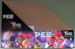 2020 World Tour Trolls Pez Counter Display 12 count Box