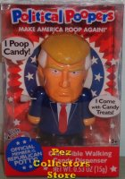 Donald Trump Political Pooper Wind Up Walking Candy Dispenser