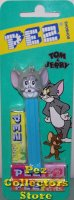 Tuffy Pez with Elvis Styled Hair on Blue MOC