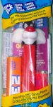 Sylvester C on Red Warner Bros Looney Tunes Pez MIB