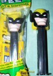 Wolverine Pez from X-Men on Black Stem MIB