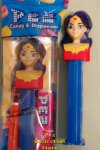 Wonder Woman Girl DC Super Hero Girls Pez MIB