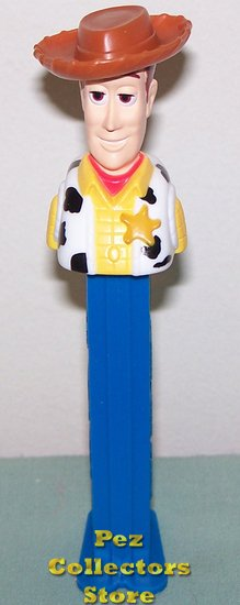 Original Woody Pez with Extra Spot from Disney Toy Story Loose - Click Image to Close