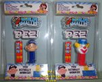 Worlds Smallest Pez Pal Boy and Peter Pez Mint in Package